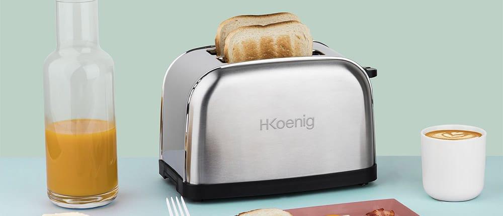 meilleur grille pain pas cher