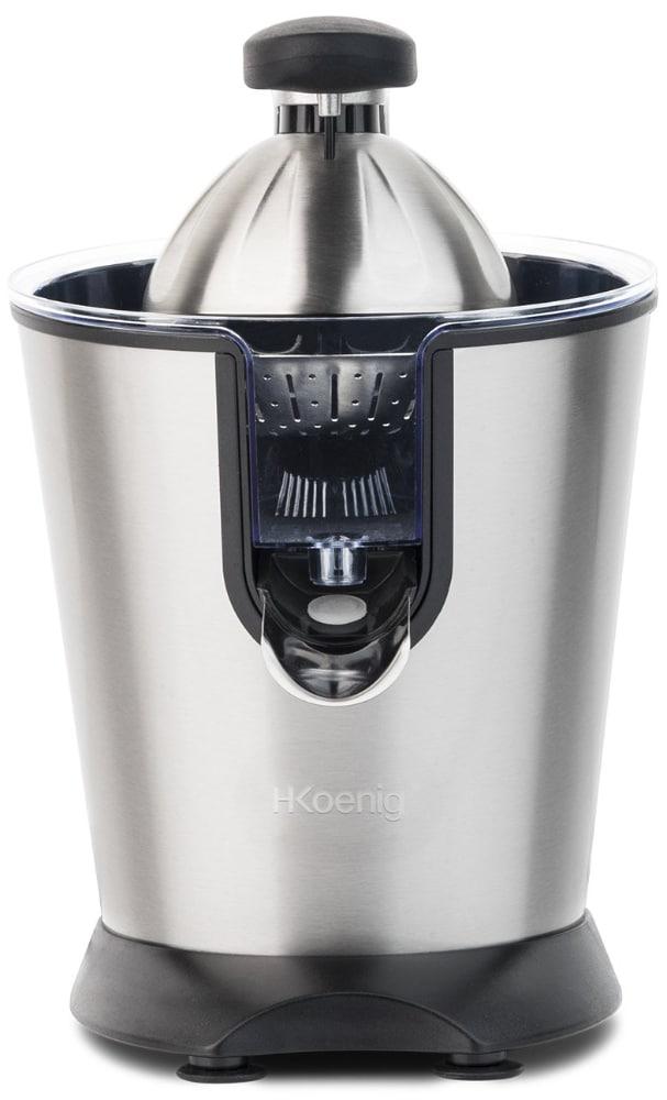 h.koenig agr80 presse-argumes electrique acier inoxydable