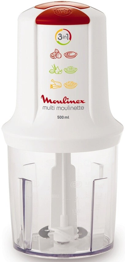 moulinex at710131 mini hachoir multi moulinette