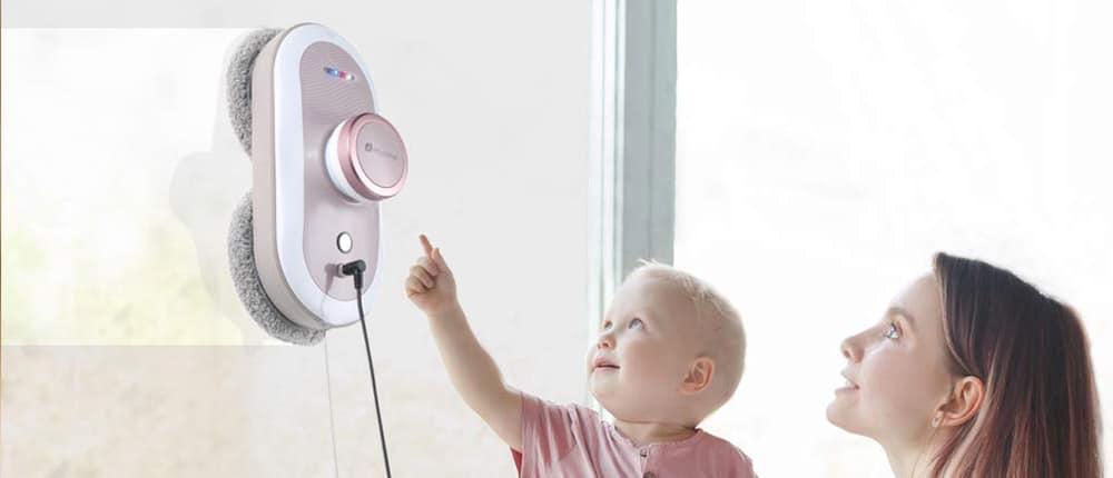 robot lave vitre pas cher