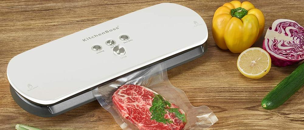 comparatif machine sous vide alimentaire pour particulier
