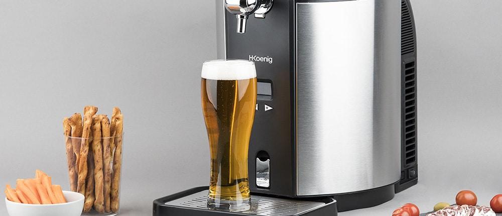 comparatif tireuse à bière que choisir