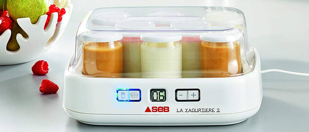 yaourtière comparatif que choisir